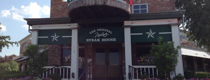 Saltgrass Steak House is one of Best places in Mckinney, TX.