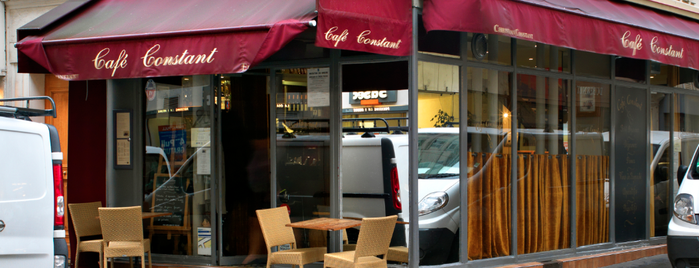 Café Constant is one of mody.