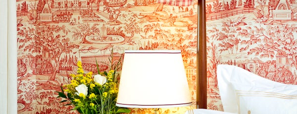 Hob Knob Inn Edgartown is one of Stevenson's Favorite World Hotels.