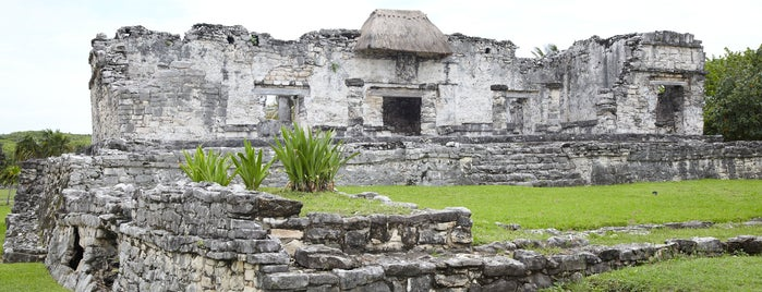 Zona Arqueológica de Tulum is one of Mexico.