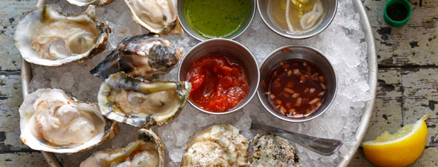 Pearl Dive Oyster Palace is one of T+L's Definitive Guide to Washington D.C..