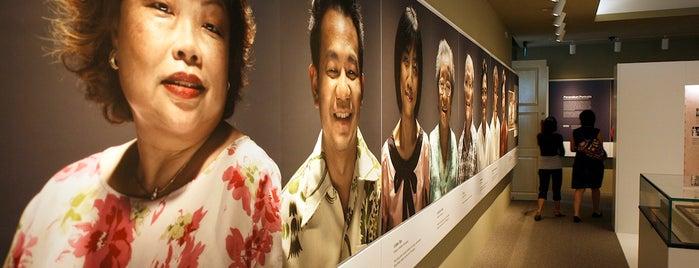 Peranakan Museum is one of Singapore.