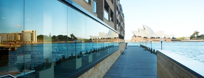 Park Hyatt Sydney is one of Hotels.