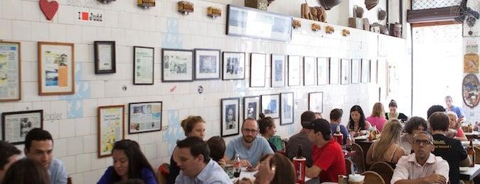 Bar do Mineiro is one of T+L's Definitive Guide to Rio de Janeiro.