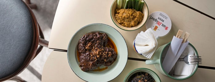 Immigrants - The Singapore Gastrobar is one of T+L's Definitive Guide to Singapore.