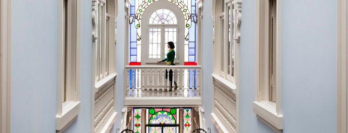 Hotel Palacete Chafariz de'l Rei is one of Breaky.