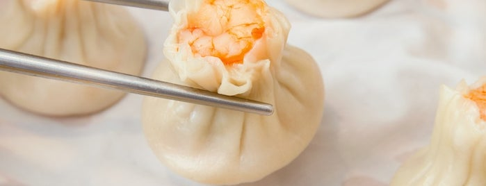 Din Tai Fung Dumpling House is one of T+L's Definitive Guide to Taipei.