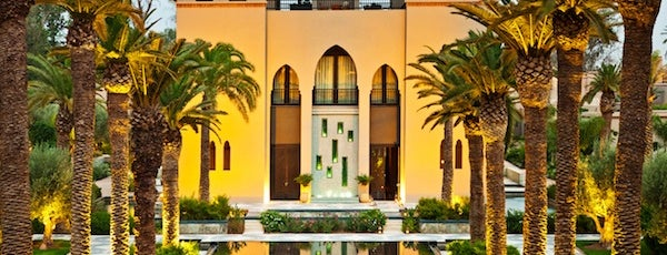 Four Seasons Resort Marrakech is one of Marrakesh.