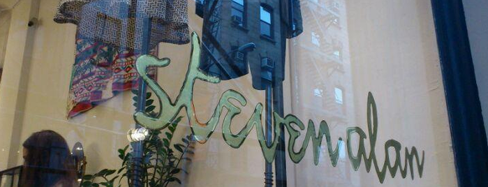 Steven Alan Annex - Tribeca is one of New York City Home Goods 38.