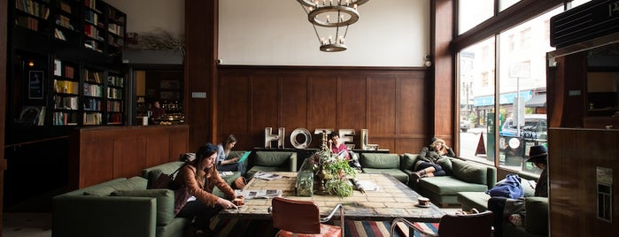 Ace Hotel Portland is one of T+L's Definitive Guide to Portland.