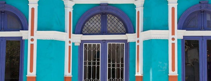 Galería Delbarrio is one of T+L's Definitive Guide to Lima.