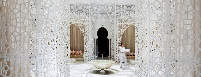 Riad El Mansour is one of Hotels.