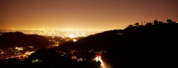 Mulholland Drive is one of T+L's Definitive Guide to Los Angeles.