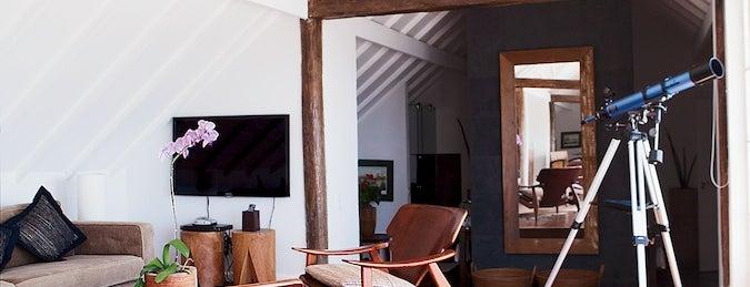 Hotel Santa Teresa is one of T+L's Definitive Guide to Rio de Janeiro.