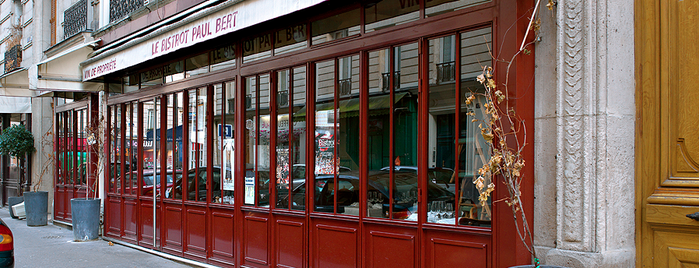 Bistrot Paul Bert is one of Paris TOP Places.