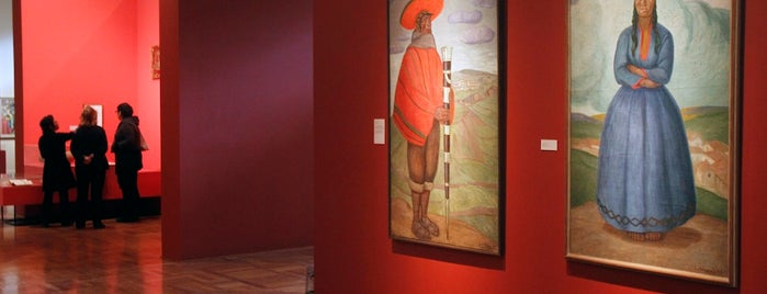 Museo de Arte de Lima - MALI is one of T+L's Definitive Guide to Lima.