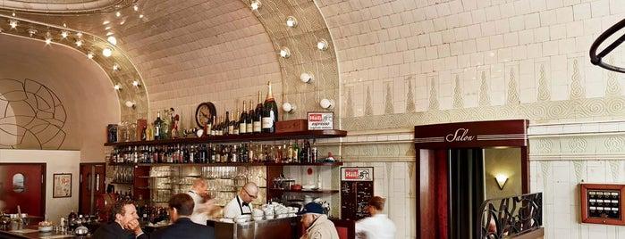 Café Paris is one of Europe.