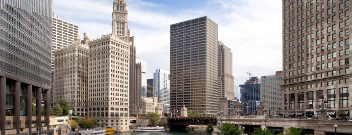 Chicago Architecture Foundation River Cruise is one of T+L's Definitive Guide to Chicago.