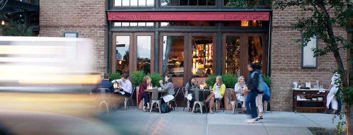 Locanda Verde is one of NYC Restaurants With Outdoor Seating.