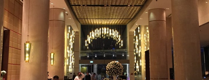 InterContinental Dubai Festival City is one of International: Hotels.