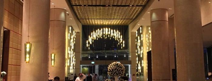 InterContinental Dubai Festival City is one of International: Hotels.