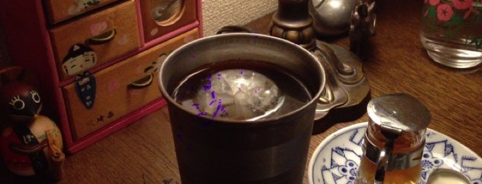 喫茶ホルン is one of Lugares guardados de Yuzuki.