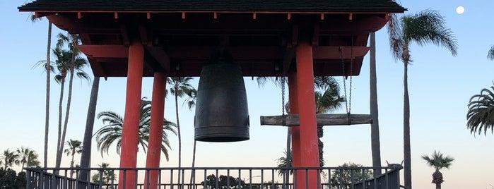Friendship Bell at Shelter Island is one of Lisa'nın Kaydettiği Mekanlar.