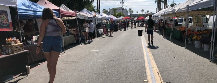 North Park Thursday Market is one of SD.