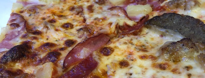 East Coast Pizza is one of Hillcrest.