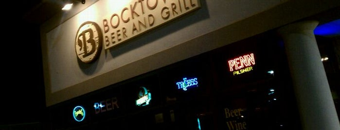 Bocktown Beer and Grill is one of Lugares favoritos de Julie.