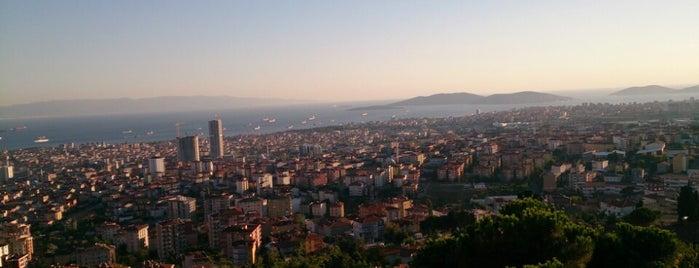 Ayazma tepesi is one of สถานที่ที่บันทึกไว้ของ Orhan.