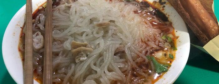 甘记肥肠粉 GanJi Noodles is one of Chengdu.