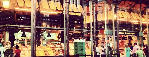 Mercado de San Miguel is one of Madrid!.