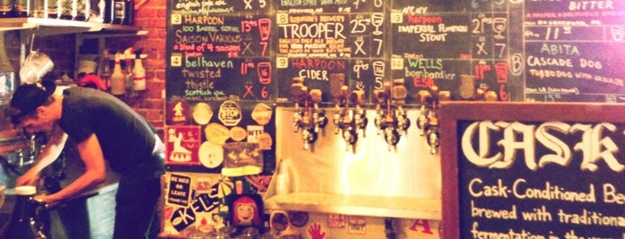 Bierkraft is one of Craft Beer NYC & Brooklyn.