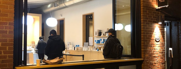 Blue Bottle Coffee is one of Washington.