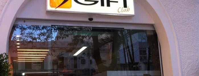 Gift Club is one of Locais salvos de Marsel.