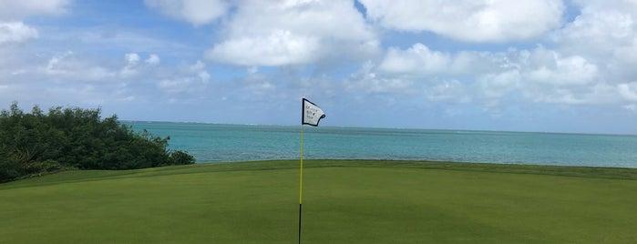 Ile Aux Cerfs Golf Course Mauritius is one of موريشوس maturities.