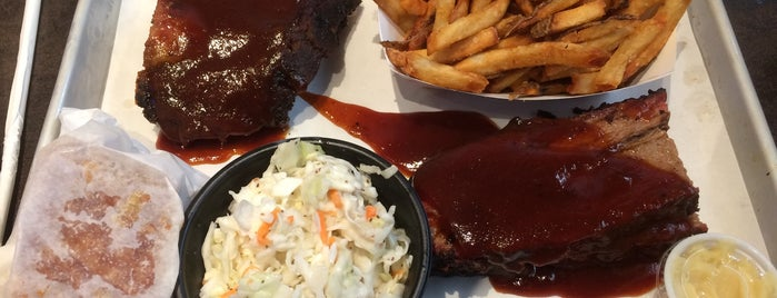 Bear's Smokehouse Barbecue is one of BBQ.