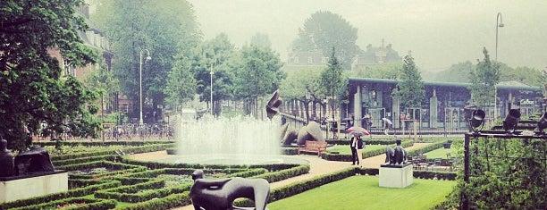 Rijksmuseum Garden is one of P-Day in A-dam.