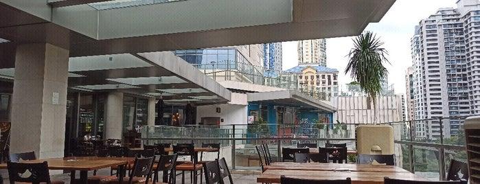 One Bonifacio High Street is one of Tempat yang Disukai Shank.