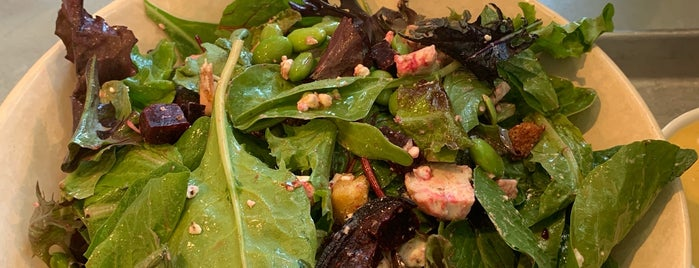 Mad Greens is one of Healthy Lunch.