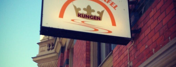 Sunset Falafelkungen is one of Göteborg.