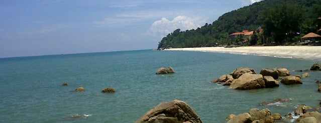 Pantai Teluk Cempedak (Beach) is one of Edmond's Liked Places.