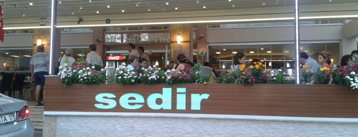 Sedir Restaurant is one of ANTALYA YEMEK MEKANLARI 🍴🍗🍲🍳🍝🍜🍩🍰🍕🍔🍤🍦🍨.