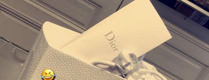Dior is one of İstanbul.