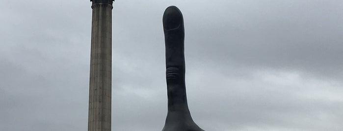 Nelson's Column is one of Lieux qui ont plu à BS.