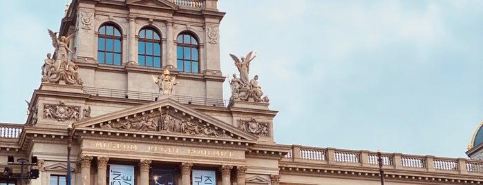 Wenceslas Square Terraces is one of Praga.