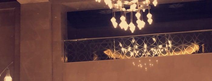 Hilton Suites Makkah is one of Nouf 님이 좋아한 장소.