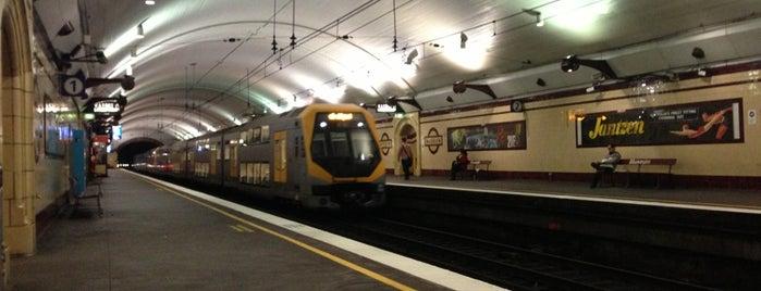 Platform 1 is one of Sydney Train Stations Watchlist.