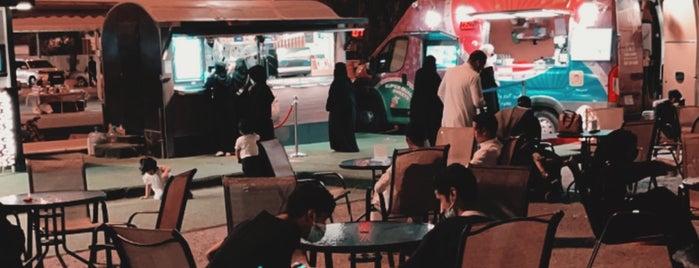 حديقة المشهد is one of ابها البهيه.